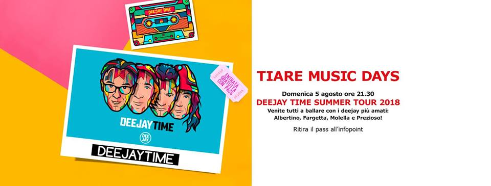 deejay time tiare